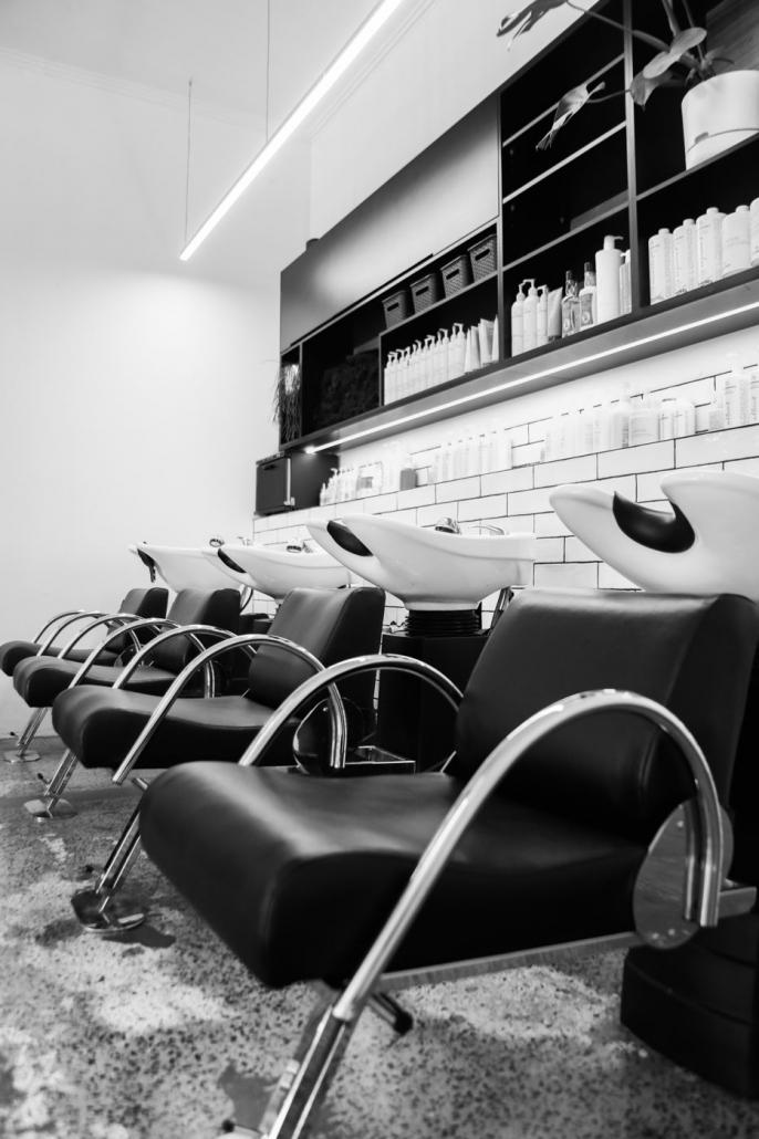 Solstice Lighting Hair Salon
